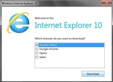 IE 10